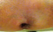 Long shit in close up