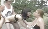 Vintage French scat video