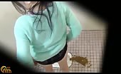 Asian girls with explosive diarheea