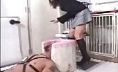 Toilet trainee